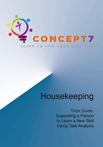 Housekeeping Skills - Task Analysis (Paperback)