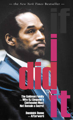 If I Did it (Paperback)