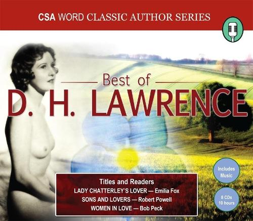 Best of D. H. Lawrence (CD-Audio)