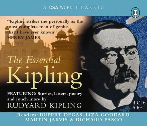 The Essential Kipling (CD-Audio)