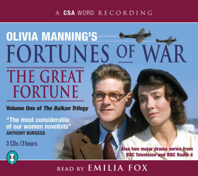 Fortunes of War: The Great Fortune (CD-Audio)