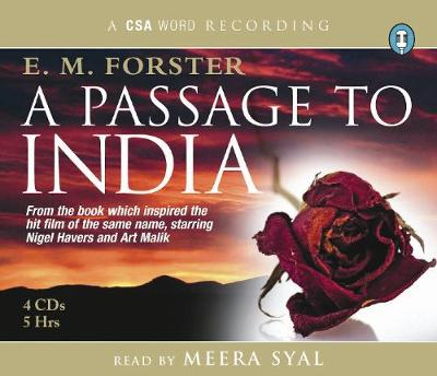 Passage To India (CD-Audio)