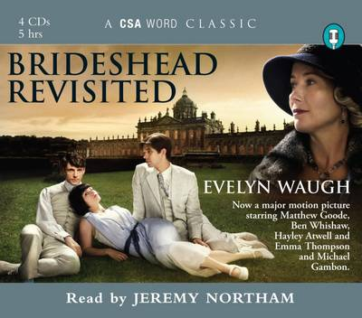 Brideshead Revisited: Film Tie-in Version (CD-Audio)