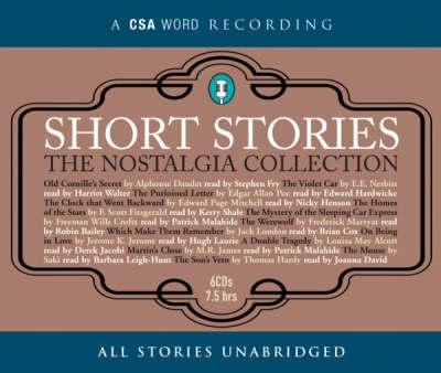 Short Stories: The Nostalgia Collection (CD-Audio)