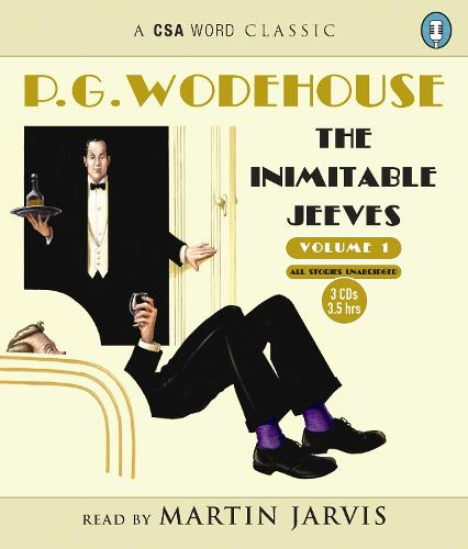 Inimitable Jeeves The - Vol1 (CD-Audio)