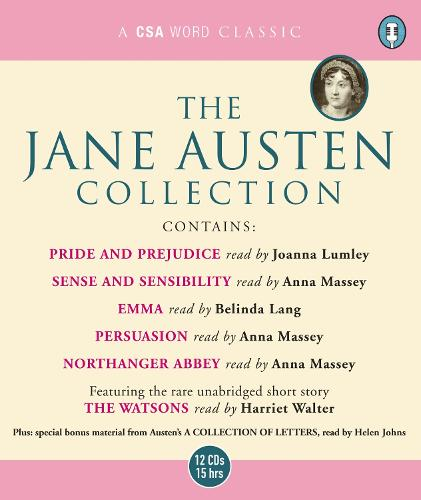 The Jane Austen Collection (CD-Audio)