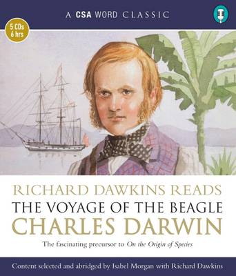 """The Voyage of the """"Beagle"""": Journals and Remarks (CD-Audio)"""