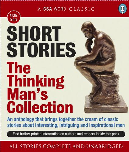Short Stories: The Thinking Man's Collection (CD-Audio)