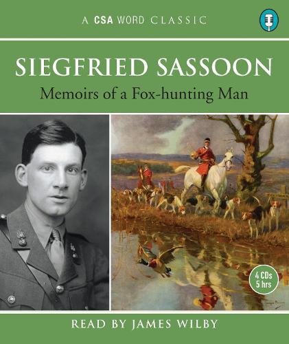 Memoirs Of A Fox-Hunting Man (CD-Audio)