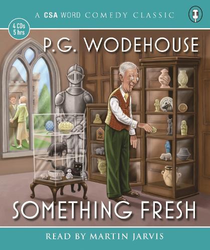Something Fresh (CD-Audio)