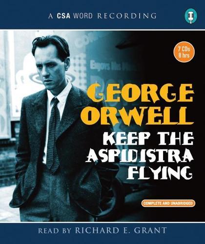 Keep The Aspidistra Flying (CD-Audio)