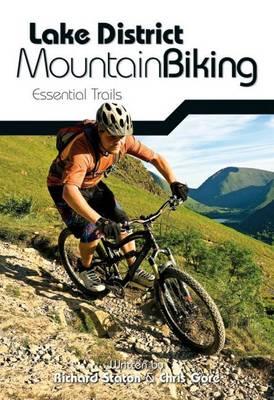 Lake District Mountain Biking: Essential Trails (Paperback)