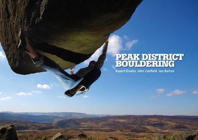 Peak District Bouldering (Paperback)