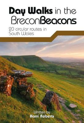 Day Walks in the Brecon Beacons: 20 Circular Routes in South Wales (Paperback)