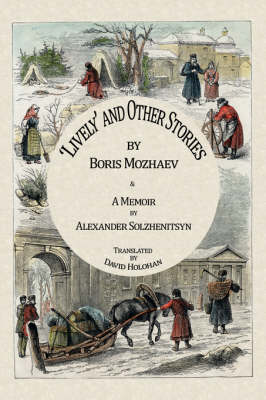 """""""Lively"""" and Other Stories (Hardback)"""