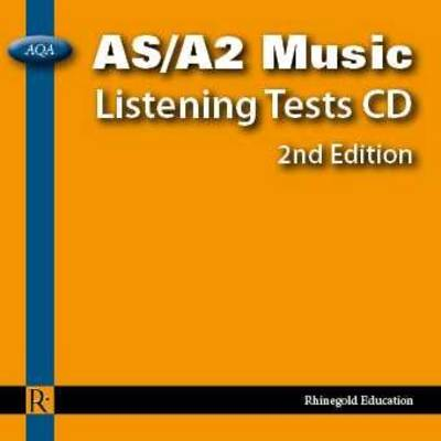 AQA AS/A2 Music Listening Tests (CD-Audio)
