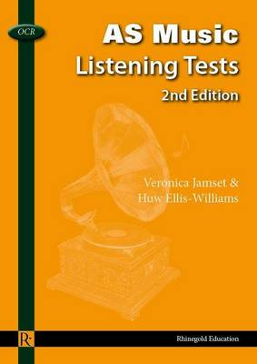 OCR AS Music Listening Tests (Paperback)