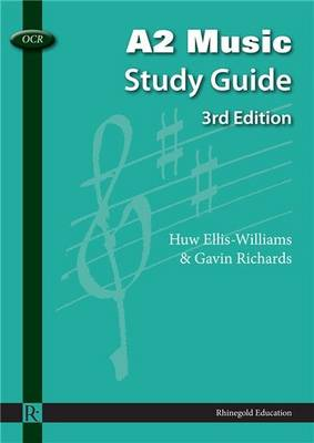 OCR A2 Music Study Guide (Paperback)