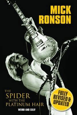 Mick Ronson (Paperback)
