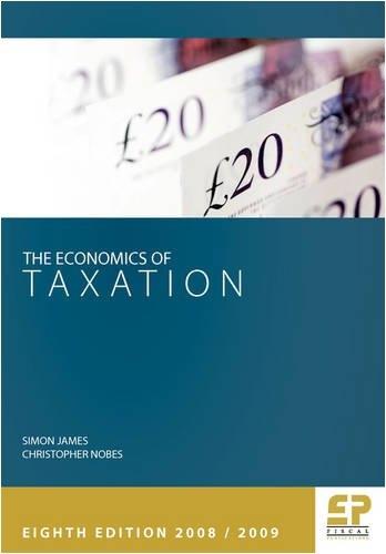 Economics of Taxation (Paperback)