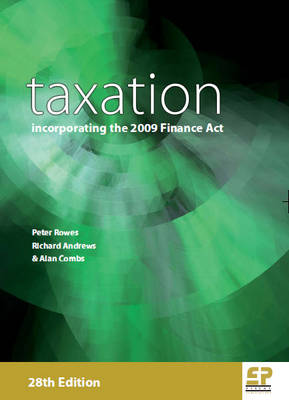 Taxation 2009/10: Incorporating the 2009 Finance Act (Paperback)