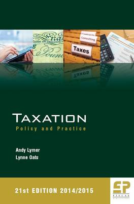 Taxation: Policy and Practice 2014/15 (Paperback)