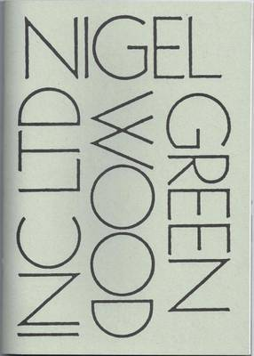 Nigel Greenwood Inc Ltd: Running a Picture Gallery (Paperback)