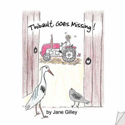 Thibault Goes Missing - - Troglodyte Trilogy Bk. 2 (Paperback)