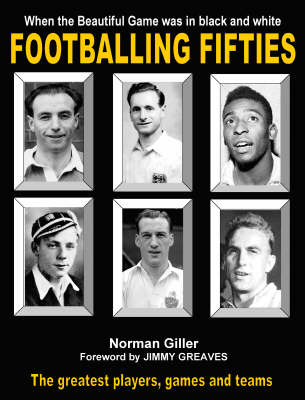 The Footballing Fifties (Hardback)