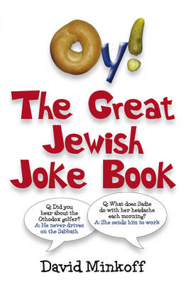Oy!: The Great Jewish Joke Book (Paperback)