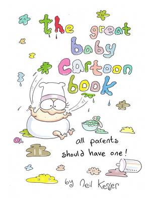 The Great Baby Cartoon Book (Paperback)