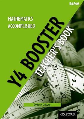 Mathematics Accomplished: Year 4 Teacher's Book (Paperback)
