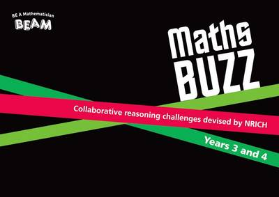 Maths Buzz Years 3 and 4 - Collaborative Reasoning Challenges