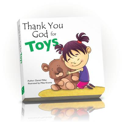 Thank You God for Toys - Thank You God (Board book)