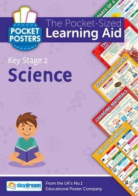 Science Key Stage 2: 30 Pocket Posters in One Little Book! - Pocket Posters (Paperback)