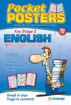 English Key Stage 2 - Pocket Posters (Paperback)
