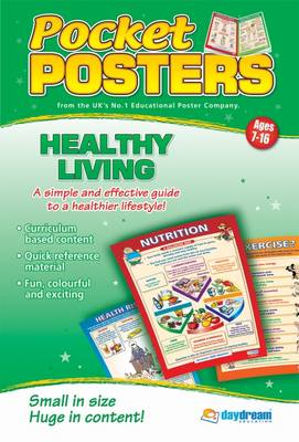 Healthy Living - Pocket Posters (Paperback)