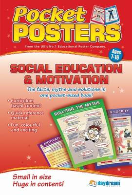 Social Education and Motivation - Pocket Posters (Paperback)