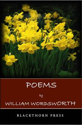 Poems by William Wordsworth (Paperback)