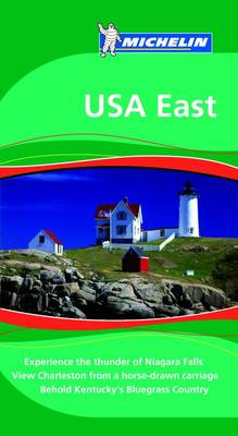 USA East - Michelin Green Guides (Paperback)