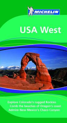 USA West - Michelin Green Guides (Paperback)