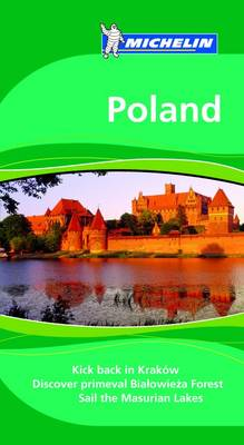 Poland - Michelin Green Guides (Paperback)