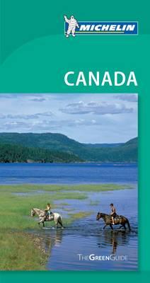 Tourist Guide Canada 2010 - Michelin Green Guides 1517 (Paperback)