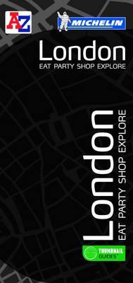 Thumbnail Guide London - Michelin Thumbnail Guides (Paperback)