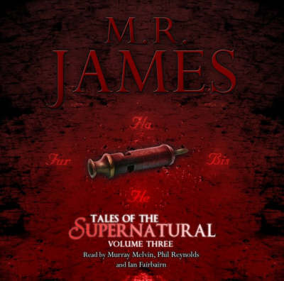 Tales of the Supernatural: v. 3 (CD-Audio)