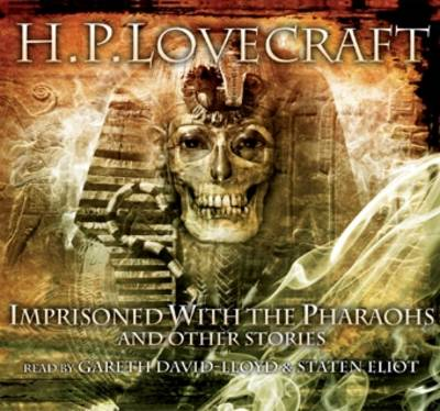 Imprisoned with the Pharaohs and Other Stories - H.P. Lovecraft No. 1 (CD-Audio)