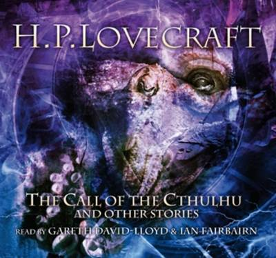 The Call of Cthulhu and Other Stories - H.P. Lovecraft No. 2 (CD-Audio)