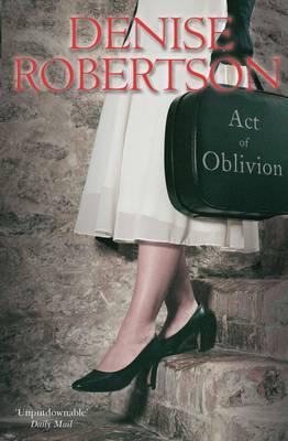 Act of Oblivion (Hardback)