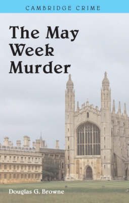 The May Week Murders (Paperback)