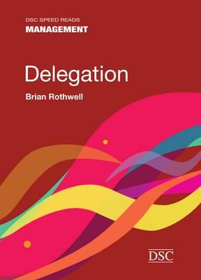 Delegation - Speed Reads (Paperback)